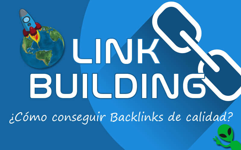 Link Building - Backlinks de Calidad